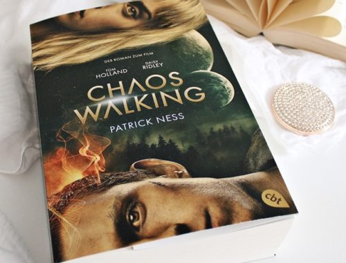 Chaos Walking Patrick Ness