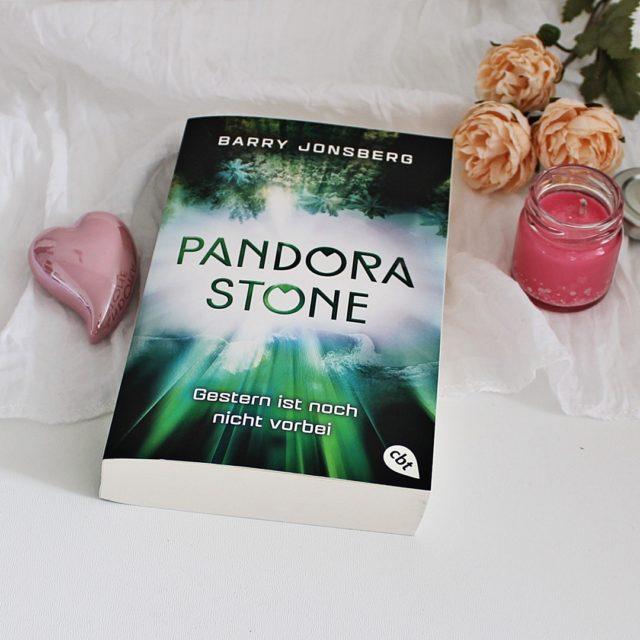 Pandora Stone Gestern ist noch nicht vorbei