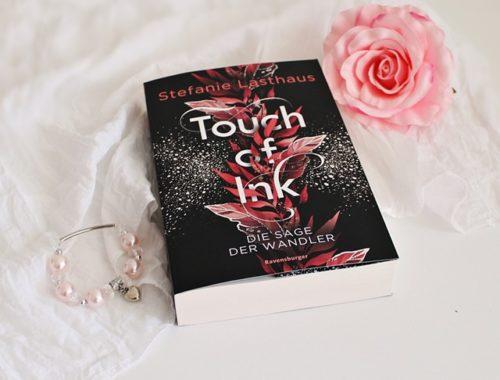 Touch of Ink Die Sage der Wandler